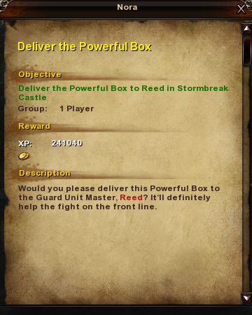 184 Deliver the Powerful Box