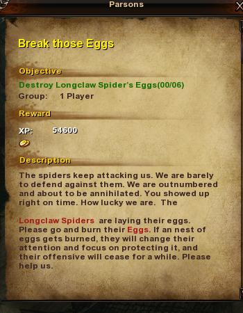 86 Break those Eggs
