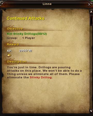 159 Continued Attacks