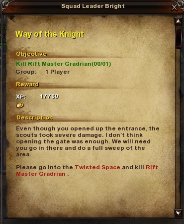 57 Way of the Knight