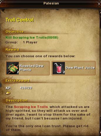 47 Troll Control