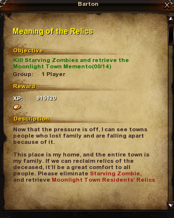15 Meaning of the Relics