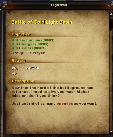 118 Battle of Cold Light Basin
