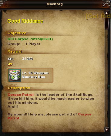 57 Good Riddance