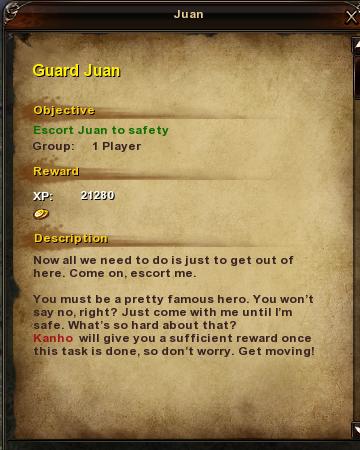 160 Guard Juan