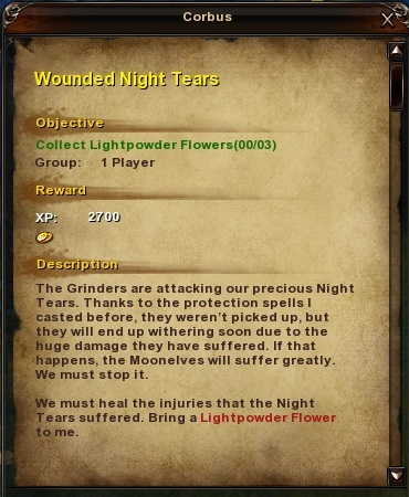 9 Wounded Night Tears