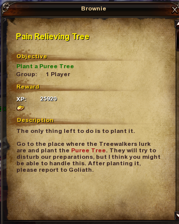 134 Pain Relieving Tree