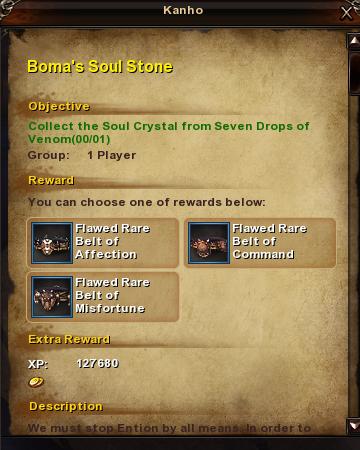 165 Boma's Soul Stone
