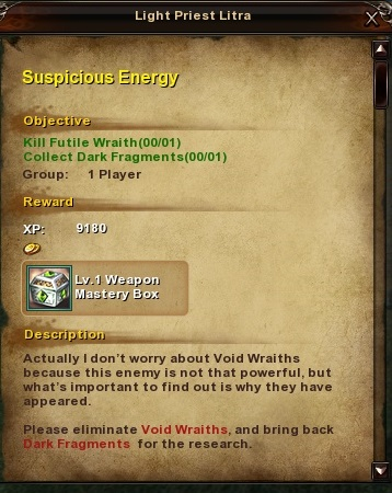 2 Suspicious Energy