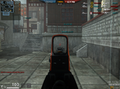 M4A1 Red Tiger Scoped Animation