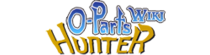 O-Parts Hunter Wiki Wordmark