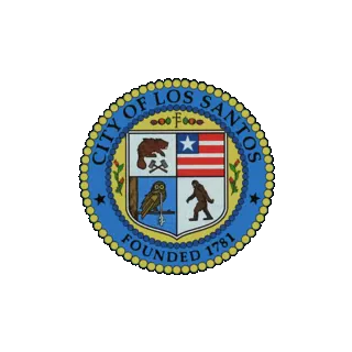 Official seal of The City of Los Santos