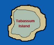 Tabassumislandmapr
