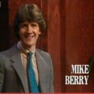 Mike berry are you being