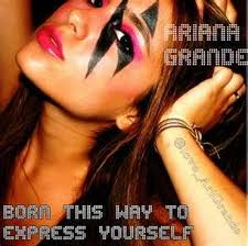 File:Born This Way/Express Yourself.jpg