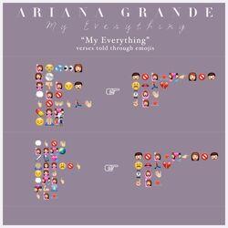 My everything lyrics