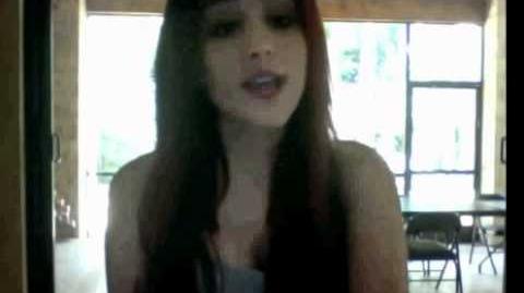 Ariana Grande - Teenage Dream (cover)