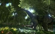 ARK-Brontosaurus Screenshot 004