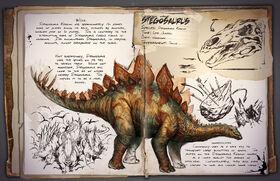 Dossier Stegosaurus