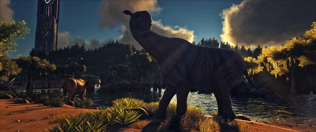 File:ARK-Paraceratherium Screenshot 009.jpg