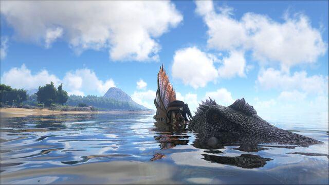 File:ARK-Spinosaurus Screenshot 008.jpg