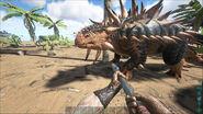 ARK-Ankylosaurus Screenshot 003