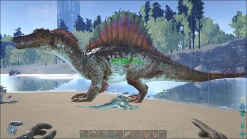 File:ARK-Spinosaurus Screenshot 002.jpg