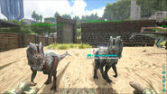 ARK-Dilophosaurus Screenshot 004