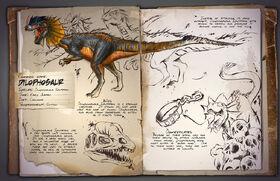 Dilophosaur Dossier