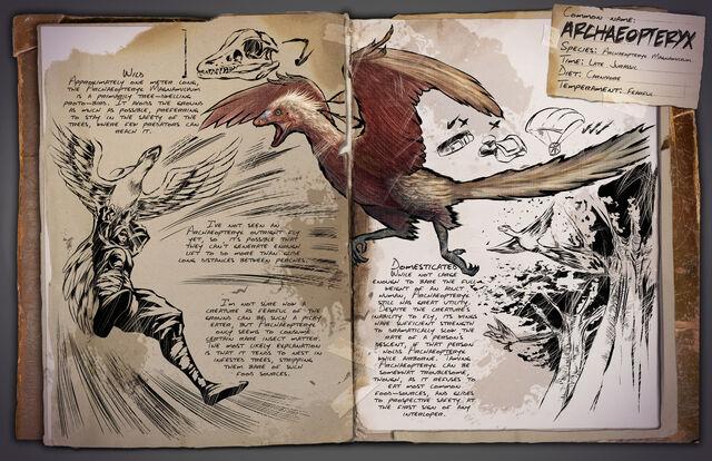 File:Archaeopteryx Dossier.jpg