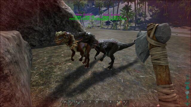 File:ARK-Dilophosaurus Screenshot 005.jpg
