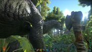 ARK-Stegosaurus Screenshot 005