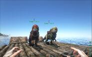 ARK-Pachycephalosaurus Screenshot 004