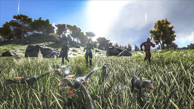 File:ARK-Compsognathus Screenshot 002.jpg