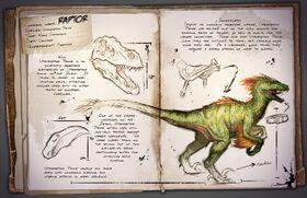 17 - Utahraptor