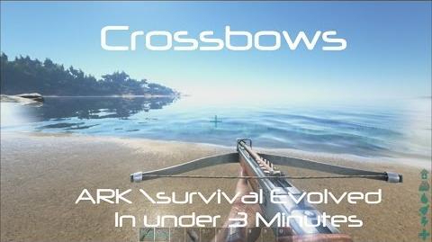 Crossbow -ARK Suvival Evolved-