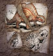 Mystery Creature 2 (Dinosaur)