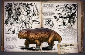 Lystrosaurus Dossier