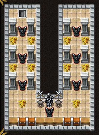 Dungeon Layout 12
