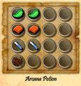 Arcana-potion