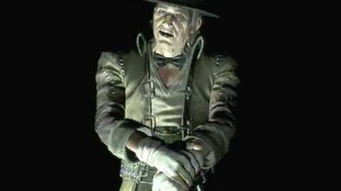 Batman- Arkham City - Game Over- Mad Hatter