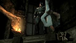 Batman two face court