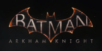 Batman: Arkham Knight/Gallery