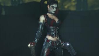 Harley Quinn Arkham Wiki FANDOM Powered By Wikia