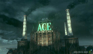 Arkham knight ace chemicals