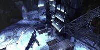 Batcave (Arkham Asylum)