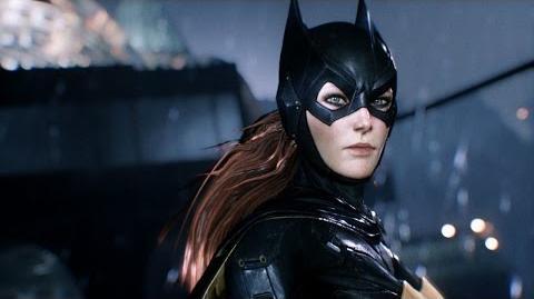 "Batman Arkham Knight - ""The Matter of Family"" Batgirl DLC - Official Trailer"