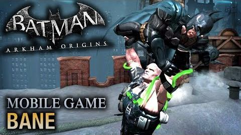 Batman Arkham Origins Mobile - Bane, Deadshot, Copperhead & Deathstroke Boss Fights-0