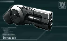 Graple gun