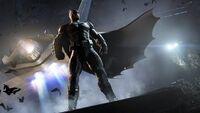 Batman batcavearrival